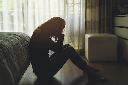 Partner umgehen depressiven mit Depression: Zehn