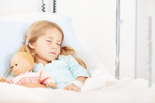 Angeborene Herzfehler bei Kindern