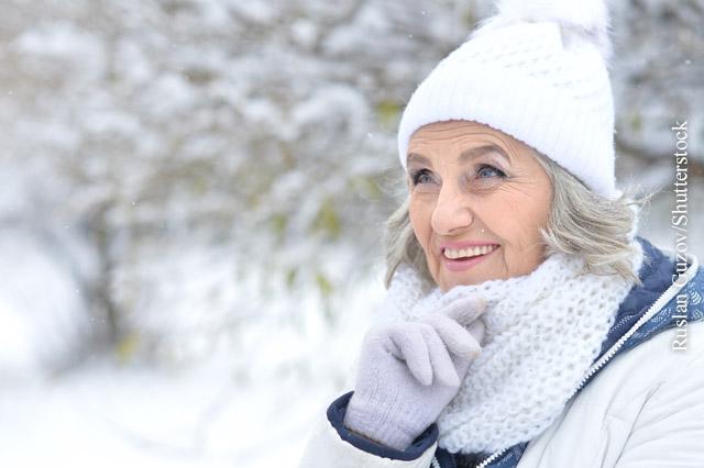Hautpflege für Senioren