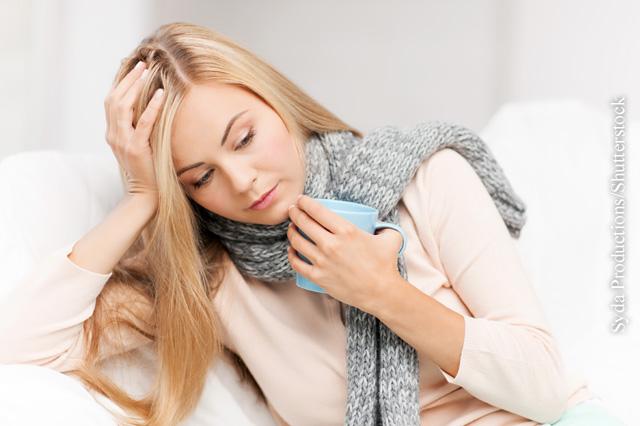 Hilfe bei Halsschmerzen