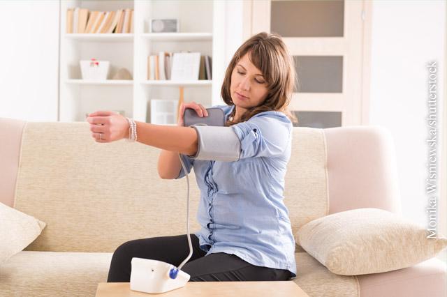 Hitze bei Bluthochdruck gefährlich