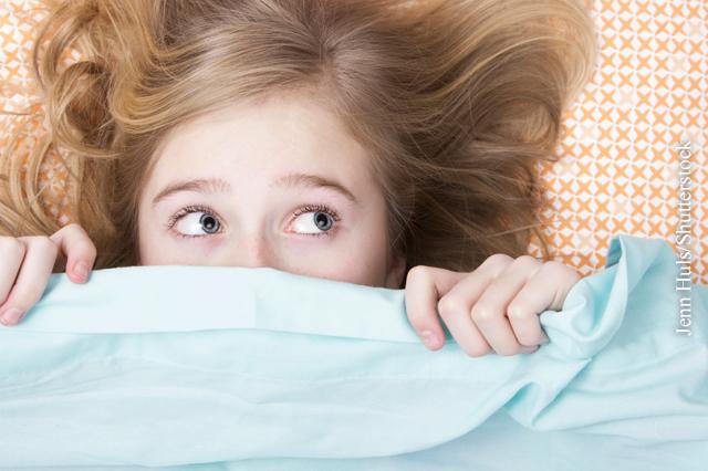 Inkontinenz bei Kindern