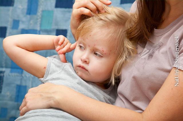 Kinderkrankheiten in Deutschland