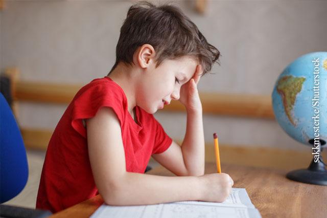 Je früher Legasthenie erkannt wird, desto weniger Probleme haben Betroffene im späteren Leben.
