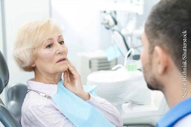 Mit dem Kaugummi-Schnelltest können Betroffene eine Entzündung bereits im Frühstadium erkennen und behandeln lassen.