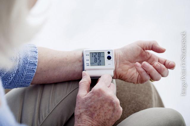 Niedriger Blutdruck – hohes Risiko