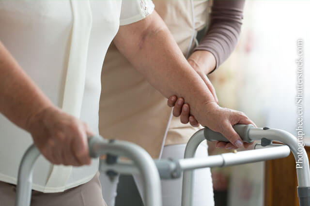 Osteoporose kann jeden treffen