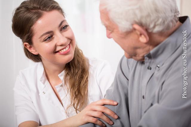 Pflegende von Demenz-Erkrankten