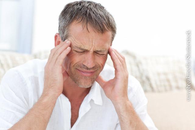 Plötzlich auftretende Kopfschmerzen