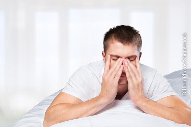 Schlafstörungen und Parkinson