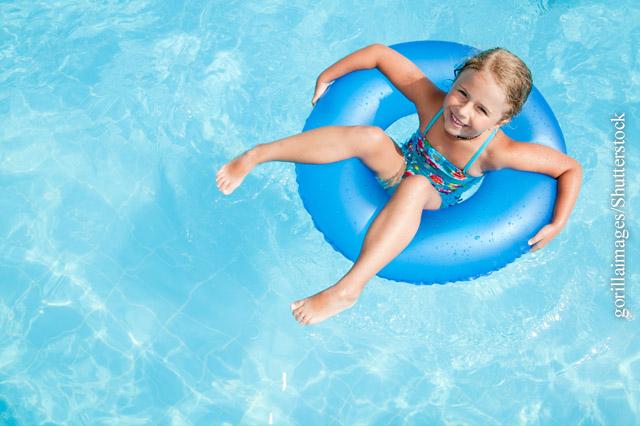 Schwimmfähigkeit von Kindern