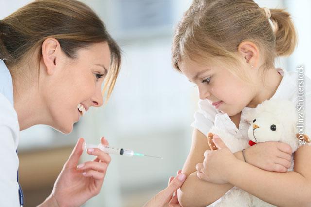 Keine Angst vor Impfungen