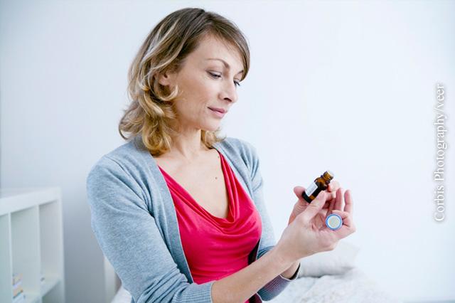 Ätherische Öle duften nicht nur gut - sie können auch positive Effekte auf die Gesundheit haben.