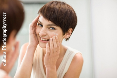 Hautreaktionen auf Naturkosmetik