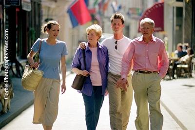 Gastfamilien für Demenzkranke