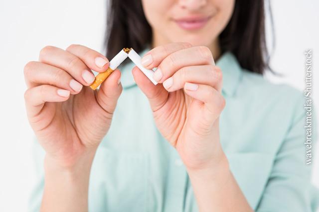 Gesetzliche Tabakkontrolle