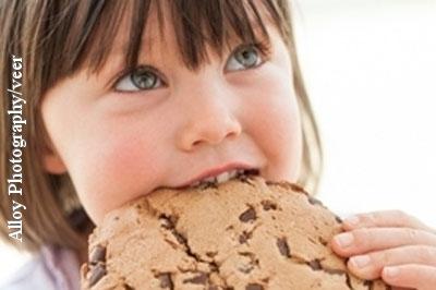 Gestresste Kinder häufig dick