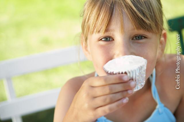 Immer mehr Kinder übergewichtig