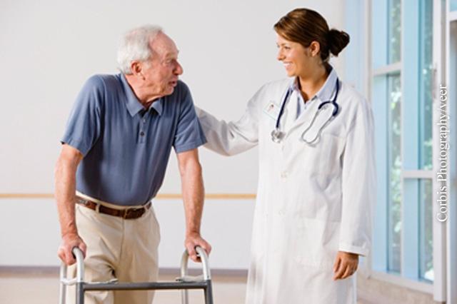 Rehabilitation nach Krebs