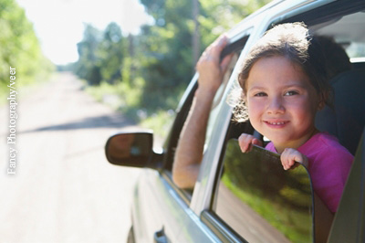 Reiseübelkeit bei Kindern