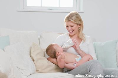 Milch fremder Mütter gehört nicht ins Fläschchen.