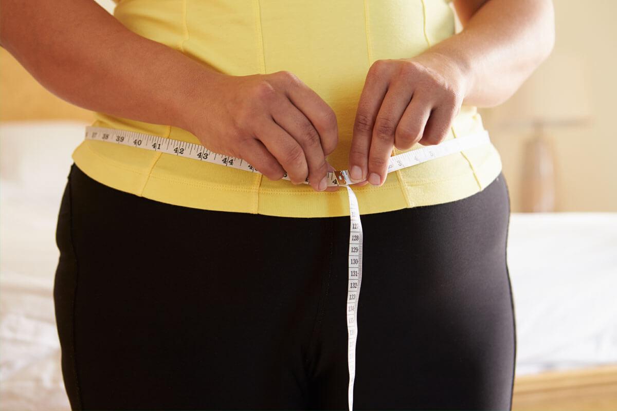 Übergewicht lässt Gehirn schrumpfen